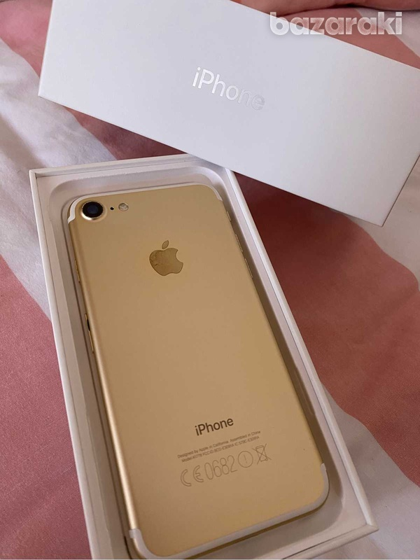 Iphone 7 gold rose-2