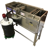 Automatic grease trap grease guardian x125