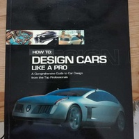Βιβλιο how to design cars like a pro