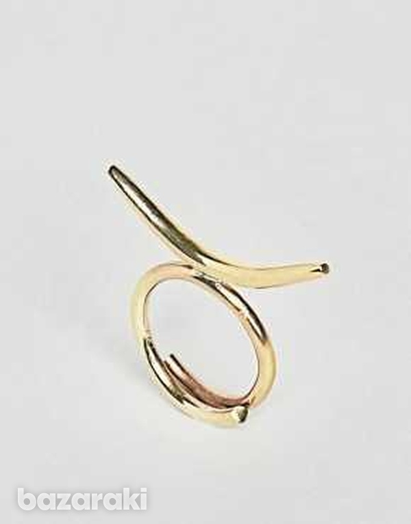 Made curve ring s/m