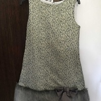 Dress for girl 7-9 year