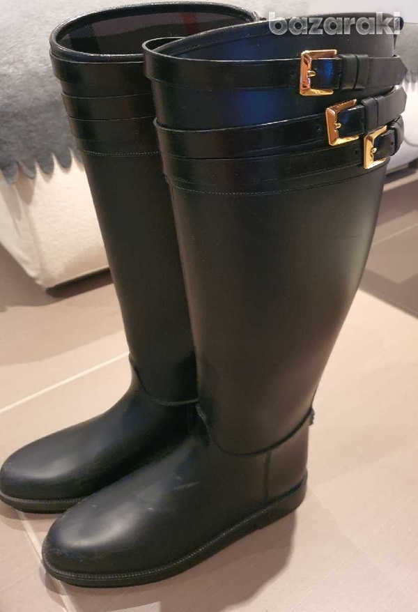 Burberry boots-1
