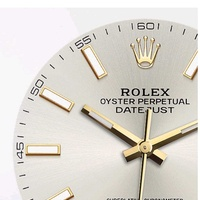 Rolex silver dial / only the dial