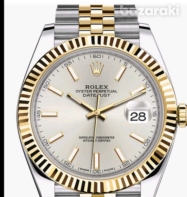 Rolex silver dial / only the dial-2