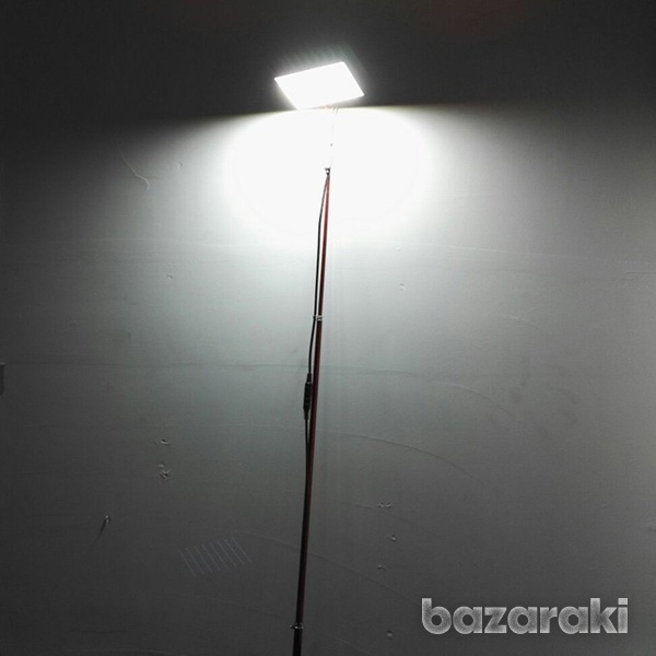 Telescopic fishing rod led light for outdoor camping-1