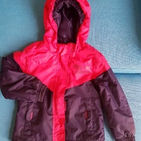 Winter/snow/rain jacket for 2-4 y.o.