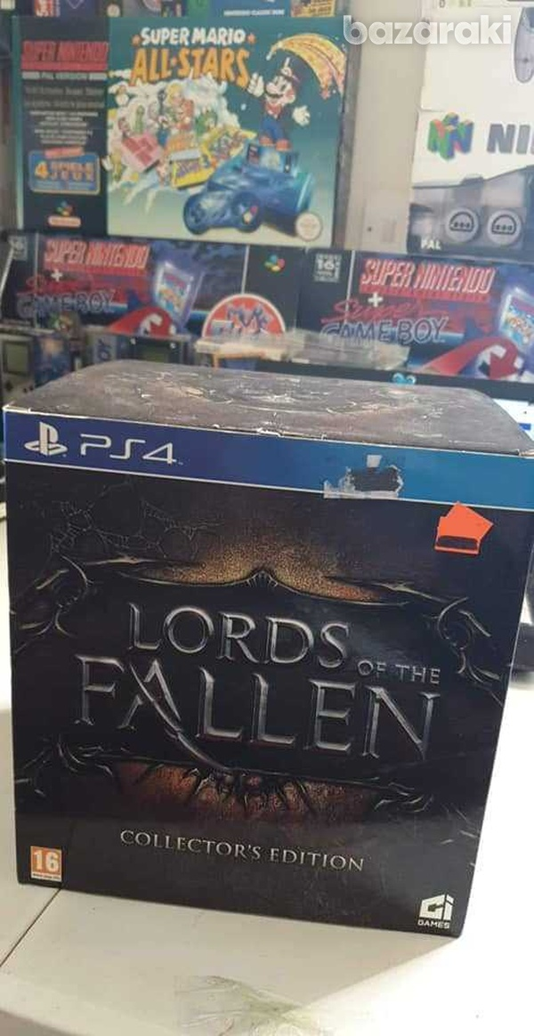 Ps4 lords of the fallen collectors edition-4