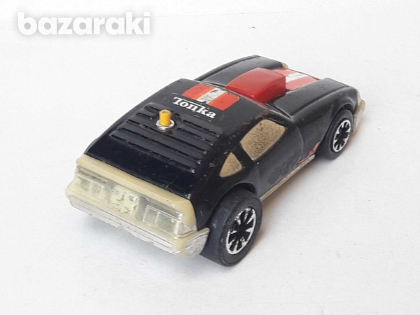 Vintage collectible 70s tonka diecast clutch popper friction racing c-4