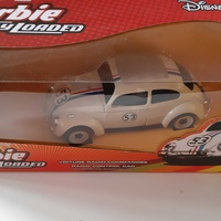 Herbie car from disneyland - look at the pictures