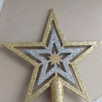 Star for the christmas tree