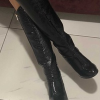 Migato high heel-10cm boots. very good condition. almost new.