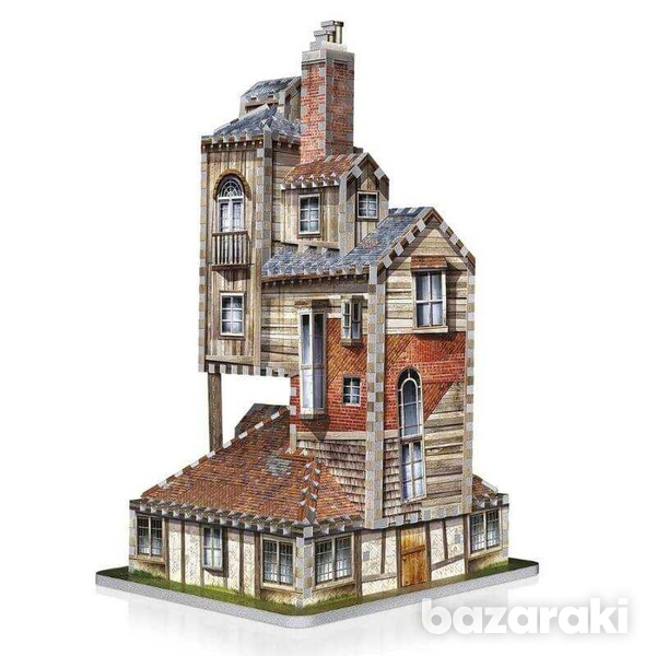 Harry potter 3d puzzl the burrow-3