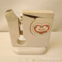 Original antique sellotape holder for sealing bags30