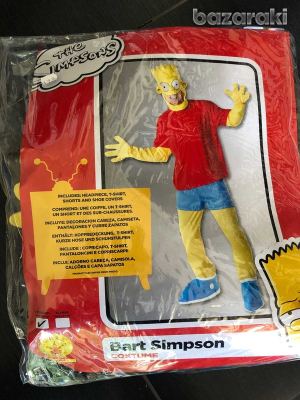 Bart simpsons original costume-1
