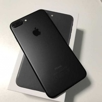 Iphone 7 plus-128gb-matte black
