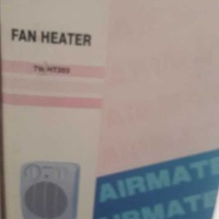 Airmate fan heater tw-ht203