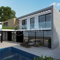 Under construction five bedroom house in strovolos- archaggelos