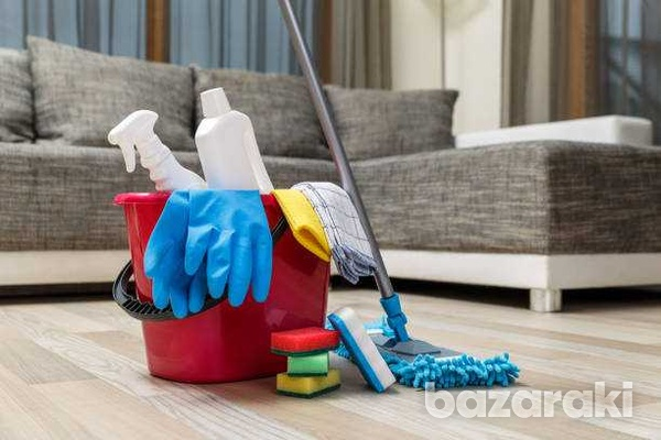 Houses and office cleaning-1