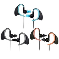Ipx8 waterproof bluetooth headset sport eartphone b402