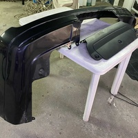 Real bumper for range rover 2013+