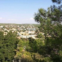 Plot of 868 m2 with panoramic views is souni