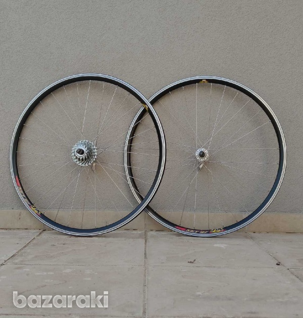 Campagnolo mirage wheelset-1