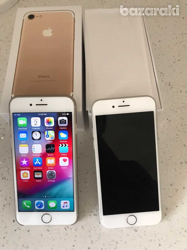 Iphone 7 32gb boxed with new accessories-2