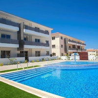 2 bedroom apartment at mythical sands - kapparis