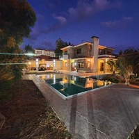 Villa in agios tihonas 4 bed rooms
