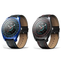 New v10 smart watch carbon phone mate heart rate monitor sim card slot