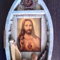 Jesus for seamen icon