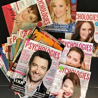 Psychologies magazine 20 plus collection