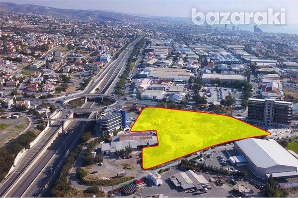 Commercial land of 15,139sqm in agios athanasios-7