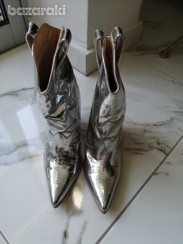 Silver boots-2