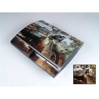 Colin mcrae dirt skin sticker for sony playstation 3 ps3