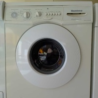 Bomberg washing machine made in germany excellent condition like new