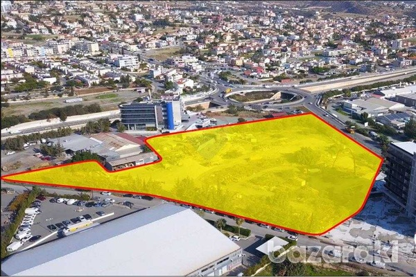 Commercial land of 15,139sqm in agios athanasios-1