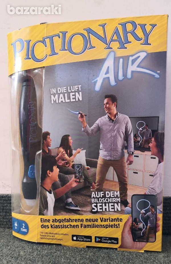 Pictionary air in german-3