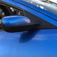 Mazda rx8 2005 electric door mirror with puddle light