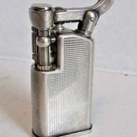 Vintage maruman butane lighter made in japan in perfect condition