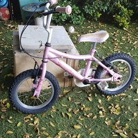 Bmx escape ronny 14 inchers bike in very good condition ποδήλατο παιδικό