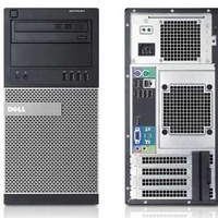 Dell pc i5 set with monitor