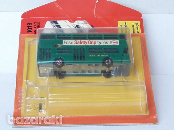 Vintage 70s collectible meccano dinky kit metal diecast model 1018 atl-5