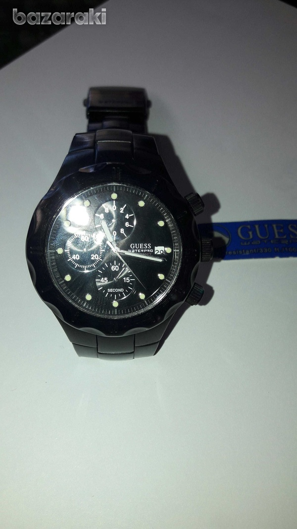 Guess watch.almost new-3