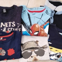 Boys t-shirts age 8-10 years