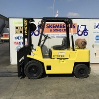 Hyster forklift h2.50xl capacity 2500kg a177b7992e