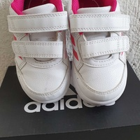 Adidas girls sneakers, size 21