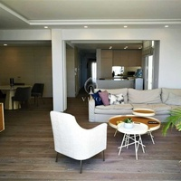Stylish modern 3 bedroom flat in pot. germasogeias seafront