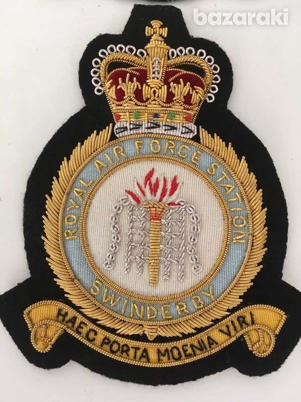 18pcs set of royal air force embroidered patches badges - collectibles-4