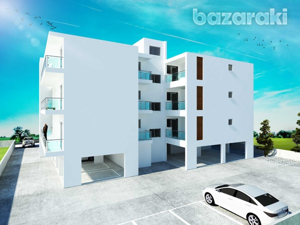 Agios athanasios - deal court - 2 bedroom apartments-3